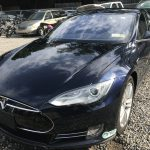 2014 Tesla Model S AWD loaded Flood claim no visible damage, will not start, $27999 full