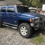2006  Hummer H3 runs and drives but the engine has a whine and needs repair. Loaded 150K, has some other minor issues.  impound papers. $3,999. full